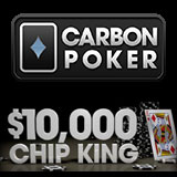 carbon poker chip king
