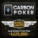 CarbonPoker Double Sonntag Turniere