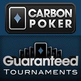 carbon poker guaranteed tournament