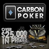 Freeroll de Poker Maximus V Carbon Poker