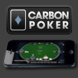 carbon poker mobile