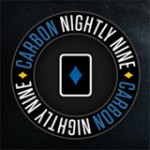 CarbonPoker Nightly Nine Toernooien