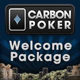 carbon poker welcome package