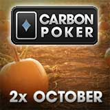 carbonpoker 2x october