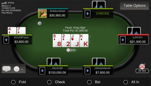 carbon poker android app