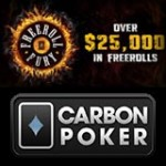 CarbonPoker Freeroll Fury