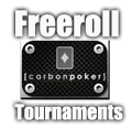 Carbon Poker Freeroll Tournaments