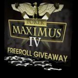 carbonpoker maximus iv freeroll giveaway