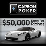 carbonpoker race for riches