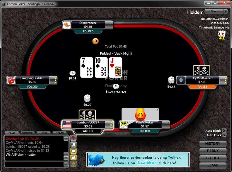 888 poker emoticons