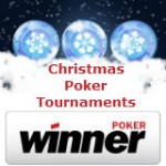 Christmas Poker Tournaments - Winner