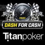 Titan Poker Dash for Cash Leaderboardet