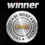 Depositor Freeroll Series Agosto - Winner Poker
