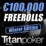 Depositor Series Freeroll - Winter Edition