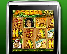 mobile phone casino slot game
