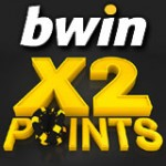 Double de Points Bwin Poker Promotion