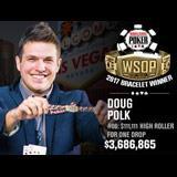 Doug Polk gewinnt das dritte WSOP Armband