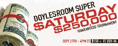 Doyles Room 250K Tournament