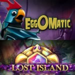 Party Casino Spel EggOmatic & Lost Island