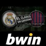 Vinne VIP Fotballbilletter - El Clasico