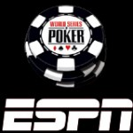 ESPN Main Event WSOP Programme TV 2015
