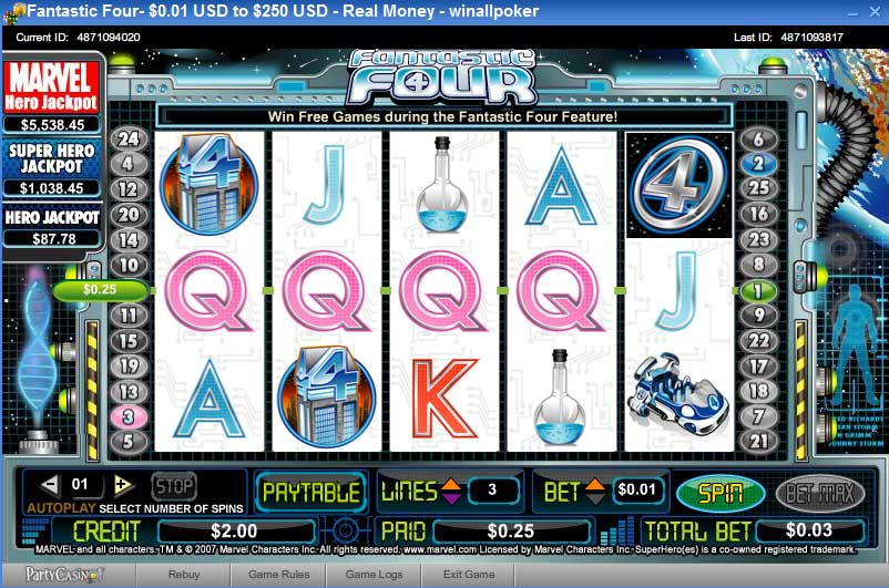 Part casino