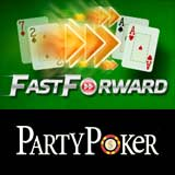 party poker fastfoward