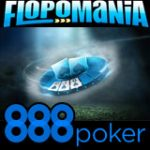Flopomania 888 Poker Befordran