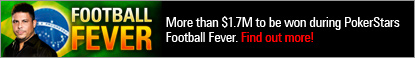 football fever pokerstars