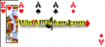 Four of a Kind - Best Poker Hands