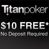free titan poker