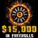 Freeroll Fury Turneringer - CarbonPoker