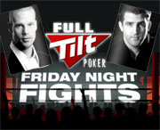 Friday Night Fights Full Tilt Poker