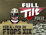 ftops XIX full tilt poker