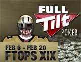 ftops XIX full tilt poker