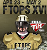 FTOPS XVI Full Tilt Poker