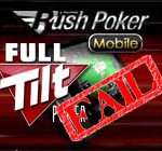 Full Tilt Poker Mobile lancering i New Jersey