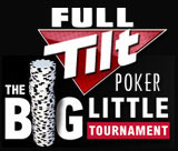 full tilt poker big little tournament