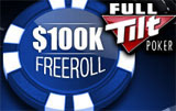 Full Tilt poker depositum freeroll