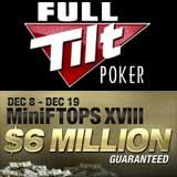 Full Tilt Poker MiniFTOPS XVIII