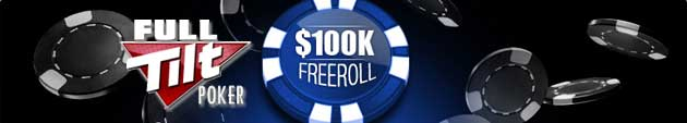 Freeroll Full Tilt Poker