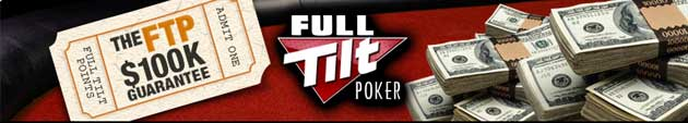 Full Tilt Poker turnering ftp