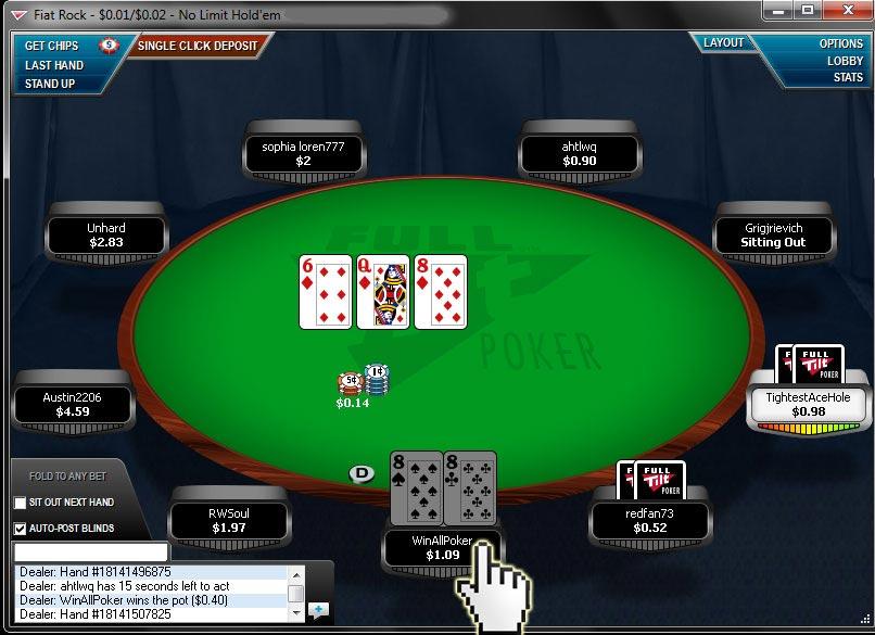 full tilt poker kostenlos