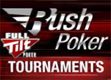 full tilt rush poker tournaments
