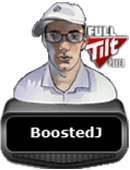 Justin Smith has been signed as a FullTilt Poker Pro aka BoostedJ.