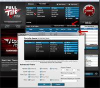 fulltilt poker favorite