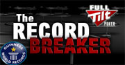 full tilt poker record breaker