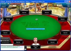 Full Tilt Poker-rush
