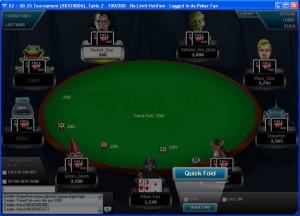 fulltilt rush poker