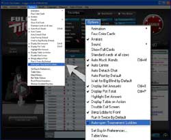 fulltiltpoker lobby options